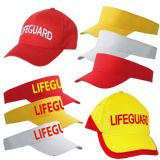 LIFEGUARD CAPS / VISORS